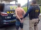 Polícia prende homem procurado pela Justiça durante blitz em Ubatuba