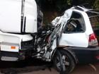 Duas pessoas morrem em acidente entre Piraí do Sul e Ventania, no PR