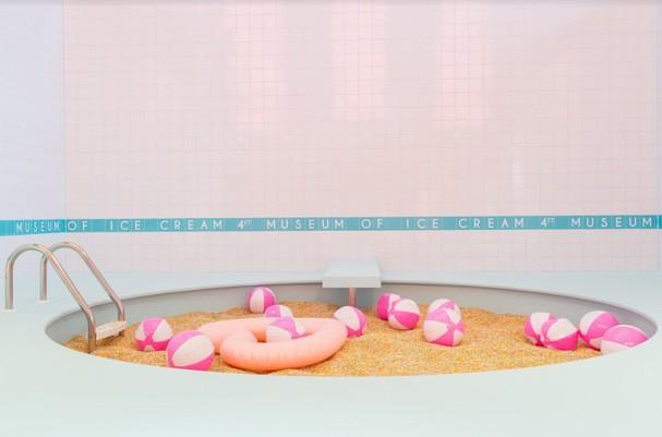 Museu do Sorvete em Miami (Foto: Divulgação Museum of Ice Cream)