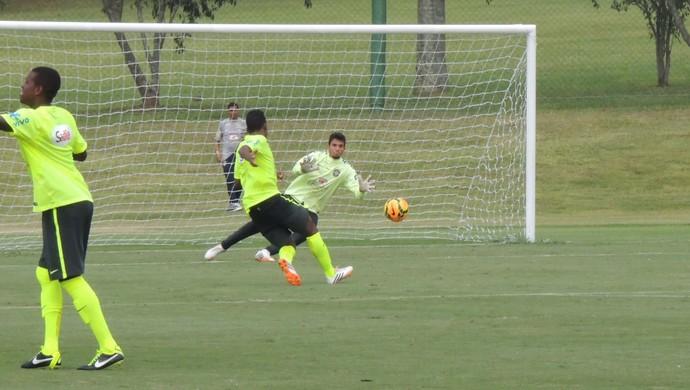 Seleção brasileira sub-21 - Mogi das Cruzes (Foto: Vitor Geron)