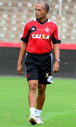 Jayme de Almeida Treino Flamengo  (Foto: Alexandre Vidal)