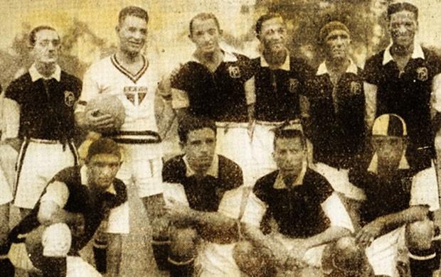 São Paulo Camisas Negras (Foto: Reprodução/Site Oficial do São Paulo)