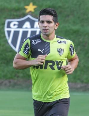 Guilherme, atacante do Atlético-MG (Foto: Bruno Cantini/CAM)
