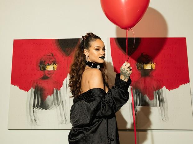 Rihanna superou os Beatles com o primeiro single do novo disco