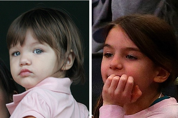 Suri Cruise (Foto: Getty Images)