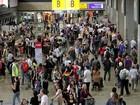 Satisfação de clientes com empresas aéreas nacionais cai em dezembro