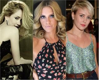 Camila Morgado, Carolina Dieckmann e Fernanda Nobre (Foto: Divulgação/TOP Magazine | Reprodução/Instagram | AgNews)