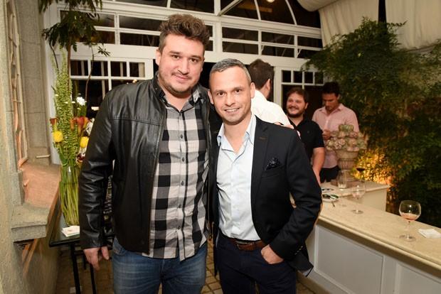 Jantar GQ com os chefs mais promissores do Brasil (Foto: Cleiby Trevisan)