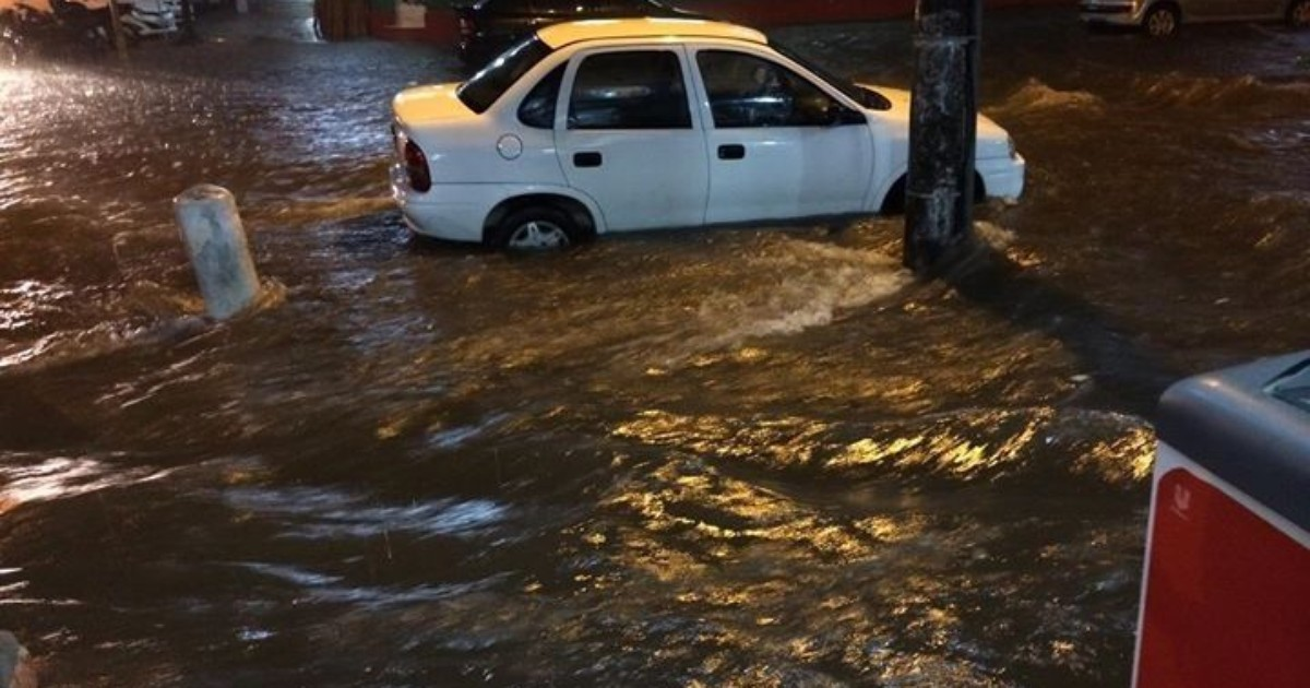 Santa Maria tem maior acumulado de chuva no país nas últimas ... - Globo.com