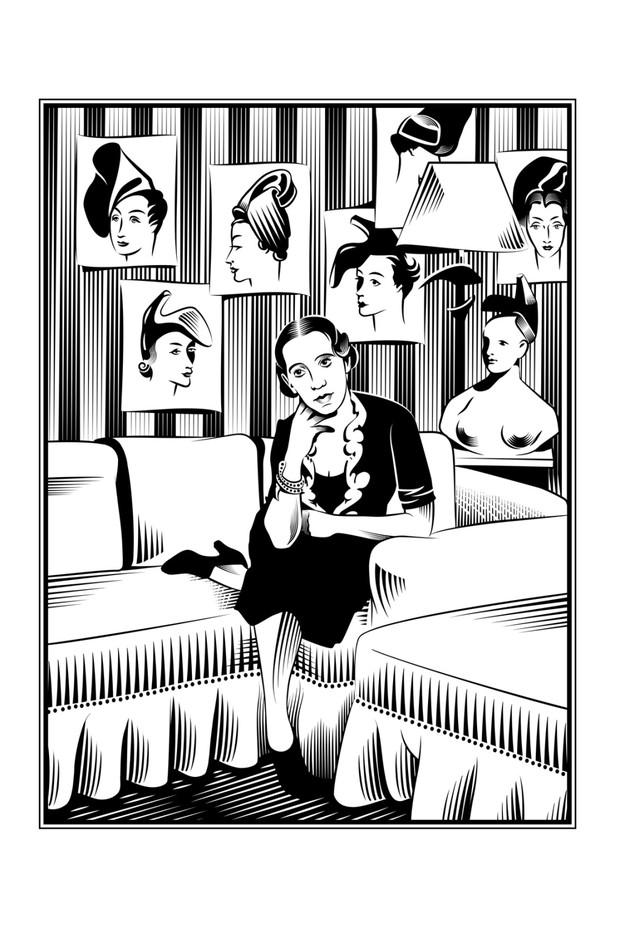 Elsa Schiaparelli (Foto: Reprodução)