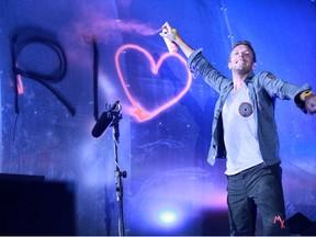 Coldplay no Rock in Rio (Foto: Rafael Mesquita / Photo Rio News)