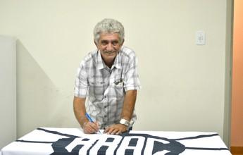 Zonaiker assume presidência e prioriza montagem do novo Rio Branco-ES