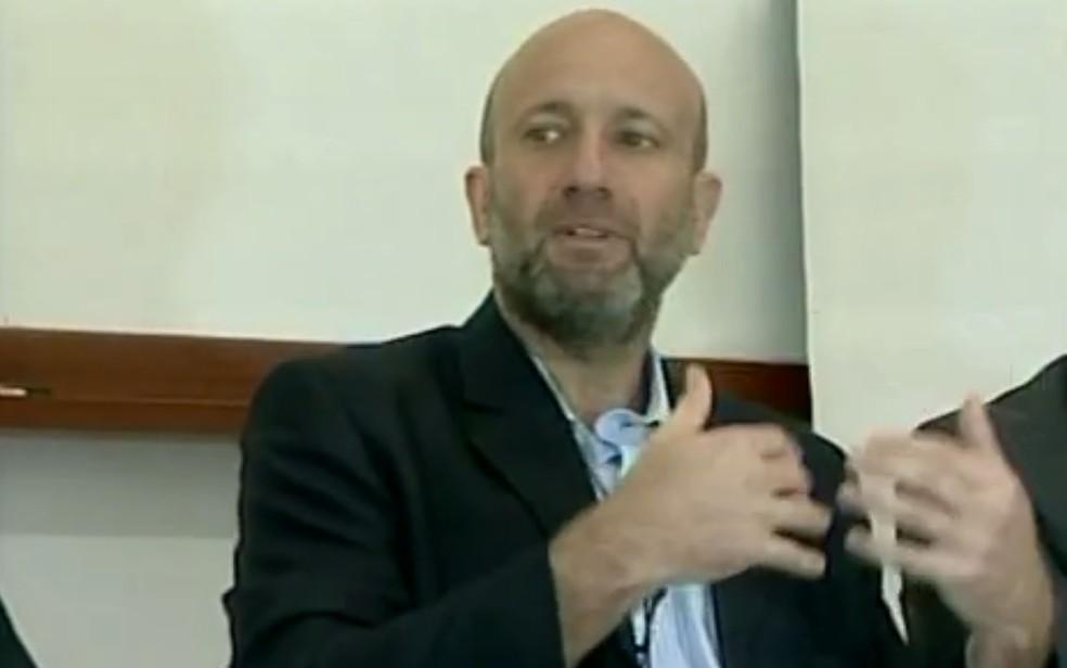 Sérgio Côrtes foi secretário de Cabral no RJ (Foto: Reprodução/TV Globo)