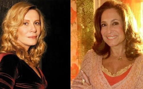 Nazaré Tedesco (Renata Sorrah) por pouco não foi vivida por Susana Vieira na novela de Aguinaldo Silva  (Foto: Reprodução/ TV Globo)
