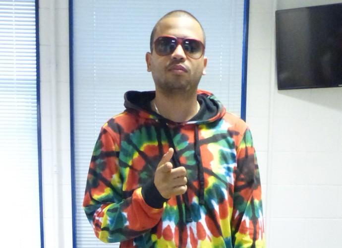 O rapper Projota está no auge da carreira investindo nas músicas românticas (Foto: Daniel Gonçalves / Gshow)