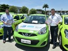 Nova Friburgo, RJ, recebe carro para combate ao mosquito da dengue