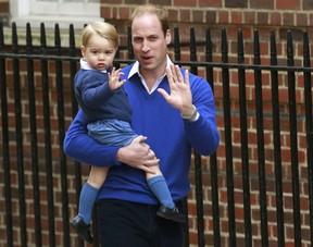 Príncipe William (Foto: Reuters)