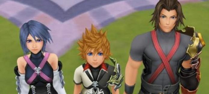 Kingdom Hearts HD 2.5 Remix (Foto: Divulgação)