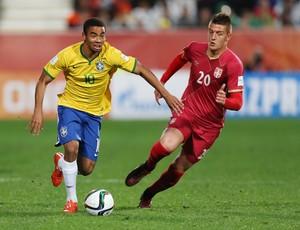 Brasil x Sérvia Mundial sub-20 Gabriel Jesus - AP