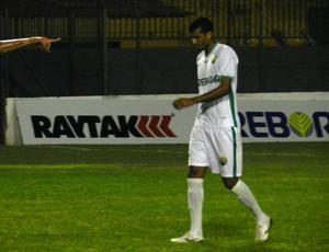 Atacante Magrão do Cuiabá (Foto: Assessoria/Cuiabá Esporte Clube)