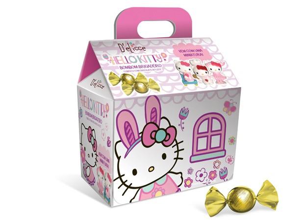 Casinha Hello Kitty (Foto: Divulgação)