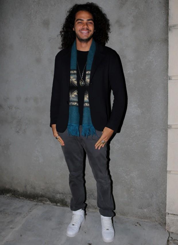 Enzo Romani (Foto: Manuela Scarpa/Brazil News)
