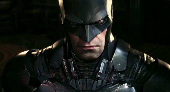 Batman aparece com alta qualidade de imagem no novo game (Foto: Reprodução/YouTube)