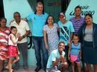 Colombiano que morou na rua após Copa recebe ajuda e volta para casa
