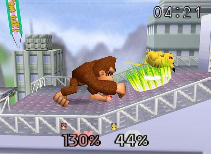 Super Smash Bros. (Foto: Reprodução) (Foto: Super Smash Bros. (Foto: Reprodução))