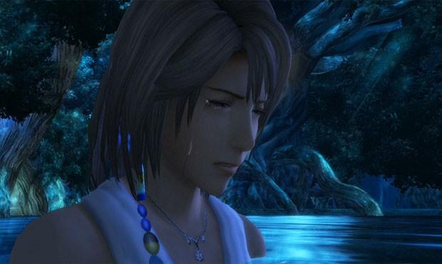 Yuna na versão remasterizada do jogo (Foto: Divulgação/Square Enix)