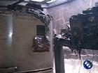 Princípio de incêndio atinge casa no bairro da Condor, em Belém