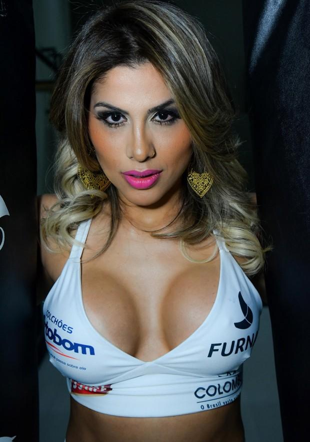 Vanessa Mesquita (Foto: Caio Duran / Divulgação)