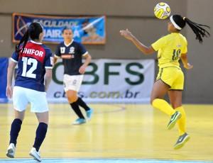 Madre Celeste empata no Brasileiro de Futsal (Foto: Divulgação / Ascom CBFS)