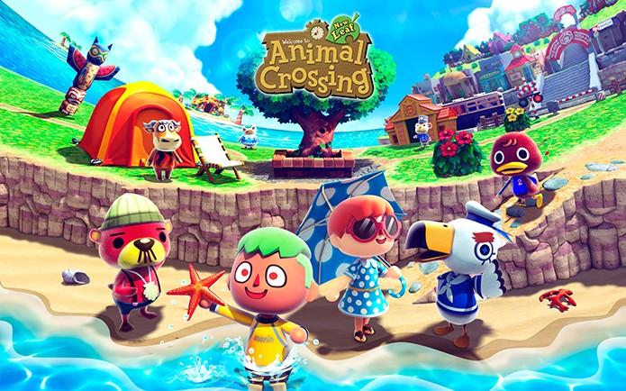 Animal Crossing New Leaf: como deletar o seu save e começar do zero (Foto: Divulgação) (Foto: Animal Crossing New Leaf: como deletar o seu save e começar do zero (Foto: Divulgação))