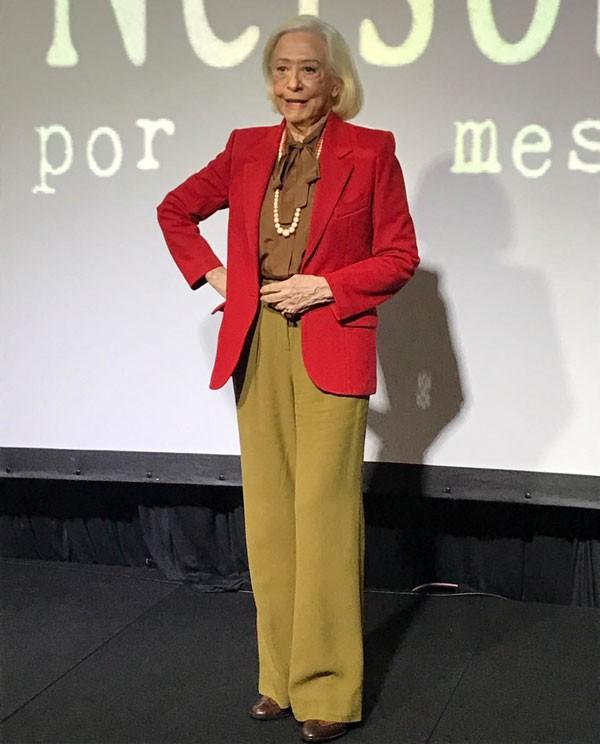 Fernanda Montenegro (Foto: Marie Claire)