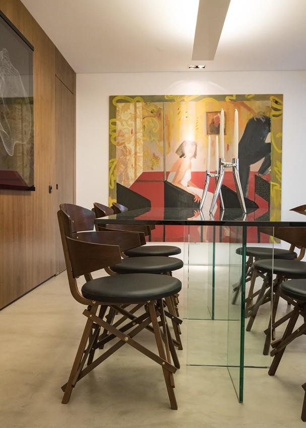 Apartamento Fernando Cassou (Foto: André Nacli/ divulgação )