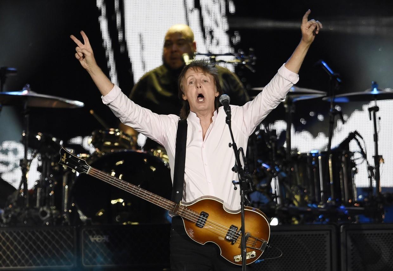Paul McCartney volta ao Brasil em outubro, aps trs anos (Foto: Chris Pizzello/Invision/AP)