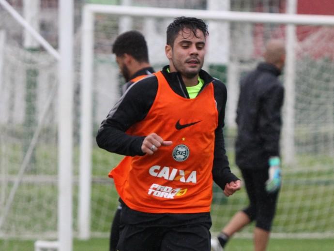henrique almeida treino coritiba (Foto: Divulgação/Coritiba)