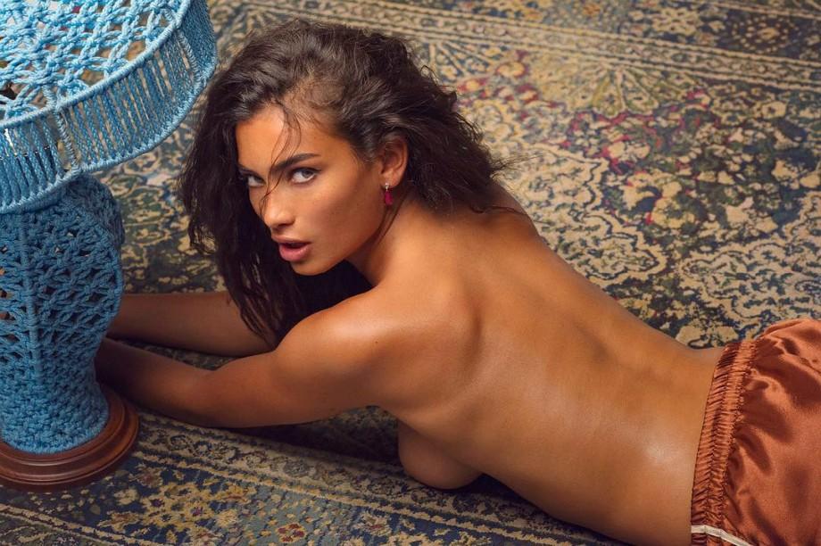 Kelly Gale, a Angel australiana (Foto: Reprodução)