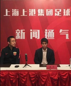 Conca renova contrato na China (Foto: Reprodução)