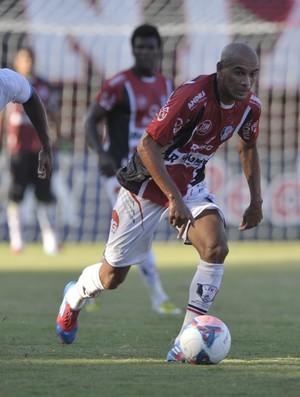 Marcelo Costa Alê Avaí Joinville (Foto: Cleber Gomes / Agência RBS)