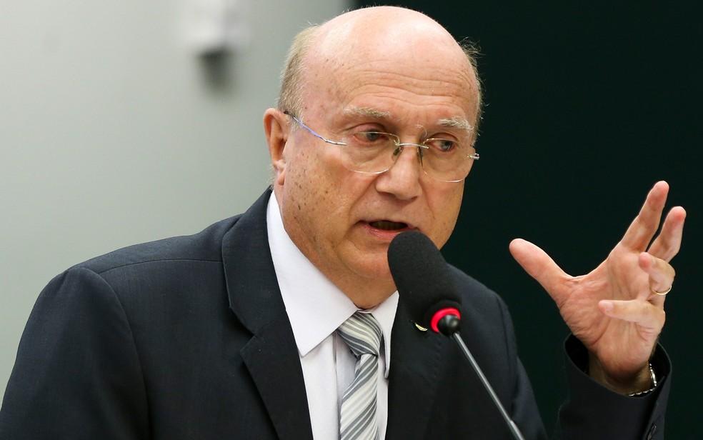 O deputado Osmar Serraglio (PMDB-PR), ex-ministro da Justiça (Foto: Marcelo Camargo/Agência Brasil)