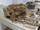 Cerca de 260 kg de drogas são apreendidos em embarcação no AM