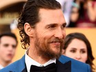 Matthew McConaughey dará aulas de cinema na Universidade do Texas