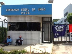 AGU (Foto: Egi Santana/G1)