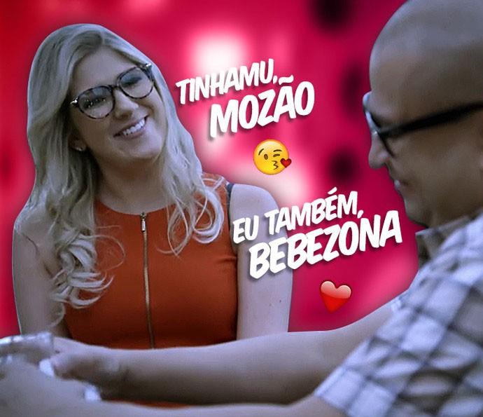 Dia dos Namorados no Zorra (Foto: TV Globo)