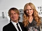 Nicole Kidman vai com Keith Urban a première de filme nos EUA