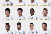 Confira a página do Santos na internet (Reprodução)