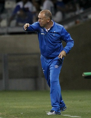 Mano Menezes Cruzeiro (Foto: Washington Alves/ Lightpress)