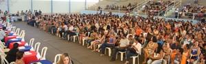 Prefeitura de Araruama dá posse a 500 servidores aprovados em concurso público (Marcelo Figueiredo/Ascom Araruama)